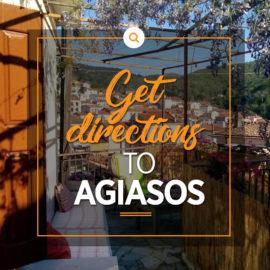 Get Directions To Agiasos