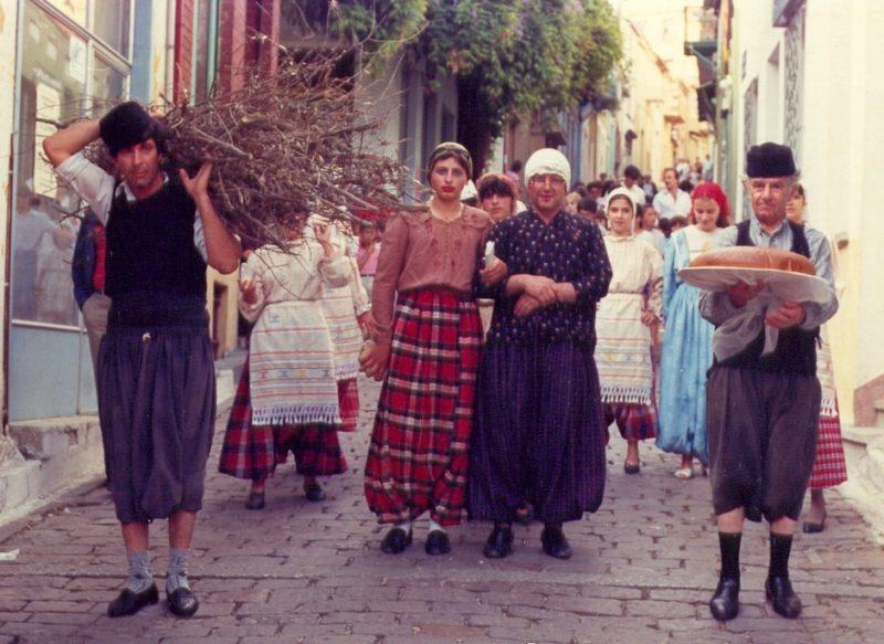 "Revival of Customs – ""Kapsala (Agistrou) – Klidounas"""