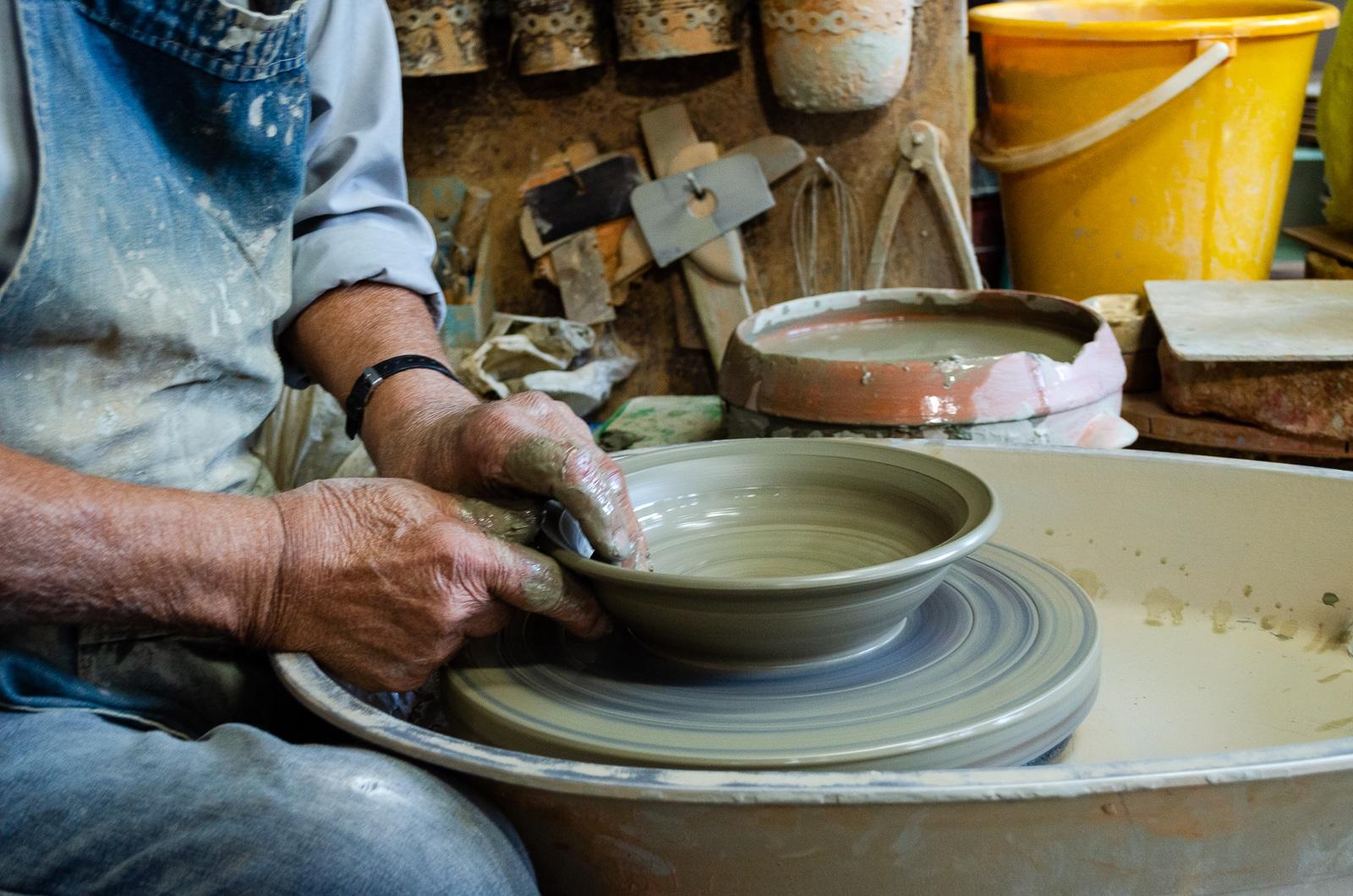 VisitAgiasos Ceramic Art