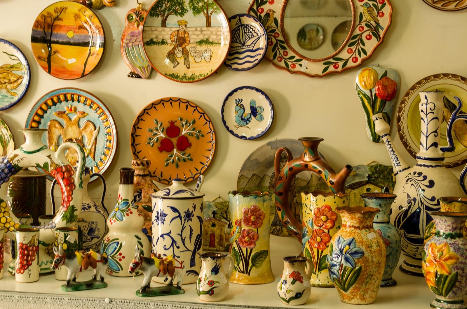 VisitAgiasos Traditional Ceramics
